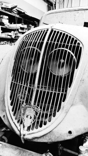 Deux sans deux Peugeot Metal No People Day Electric Fan Close-up Outdoors