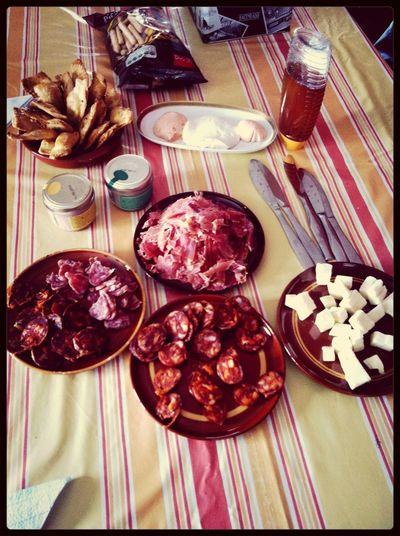La comida de hoy :D ñam ñam