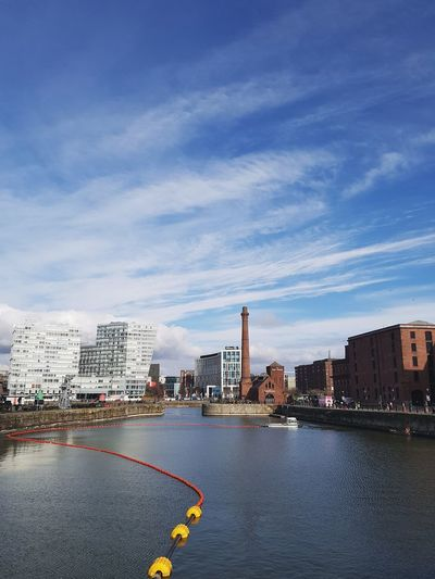 Cityscape City Liverpool Sky And Clouds Sky And Sea City View  City Center Albert Dock Samsungphotography