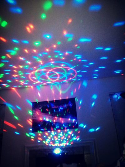 All of these lights RAD Abstract Thuglife DOPE