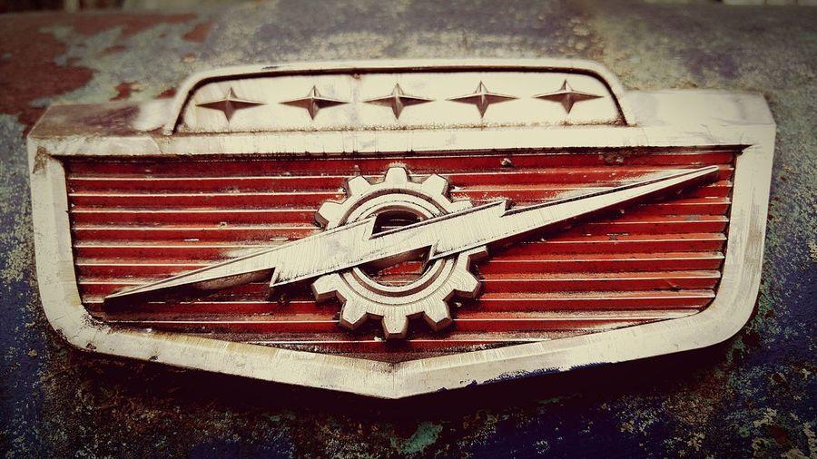 '61 Ford Unibody