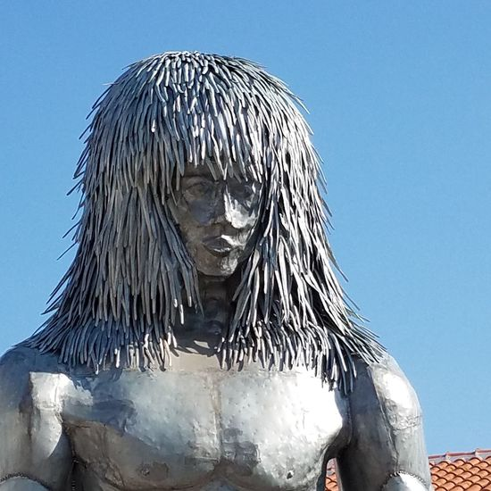 Olhao Portugal Olhao Fishing Village Algarve,Portugal 2017 Algarve,Portugal Statues/sculptures Myth