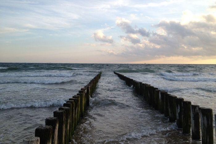 Meer in holland Nature Ocean