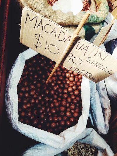 Macademias Macadamia Macadamia Nuts Nuts Organic Dry Store Pantry Organic Supermarket