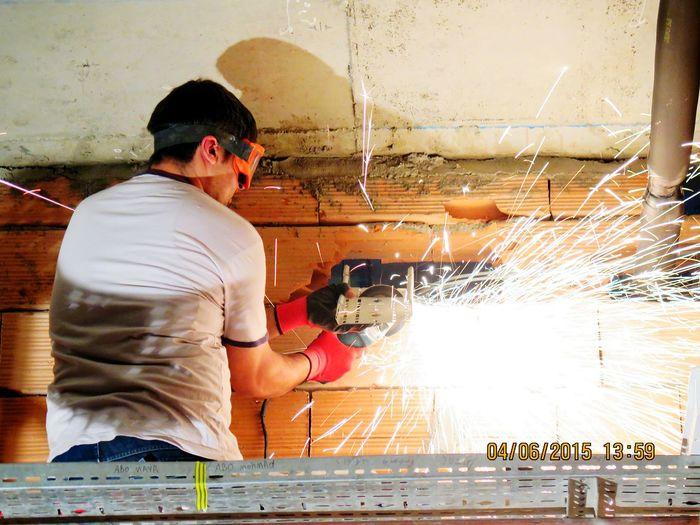 ıraq Suleymaniye Emek Işçi Worker Usta Expert