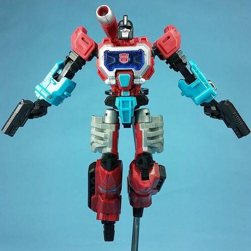 Transformers Perceptor (KFC Mugan Scope)