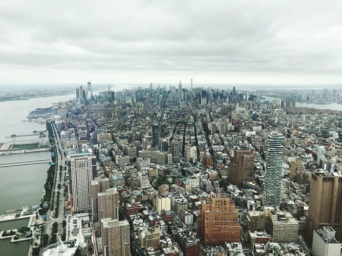 102ndfloor One World Trade Center NYC Street Photography NYC Building Nature Office Building Exterior