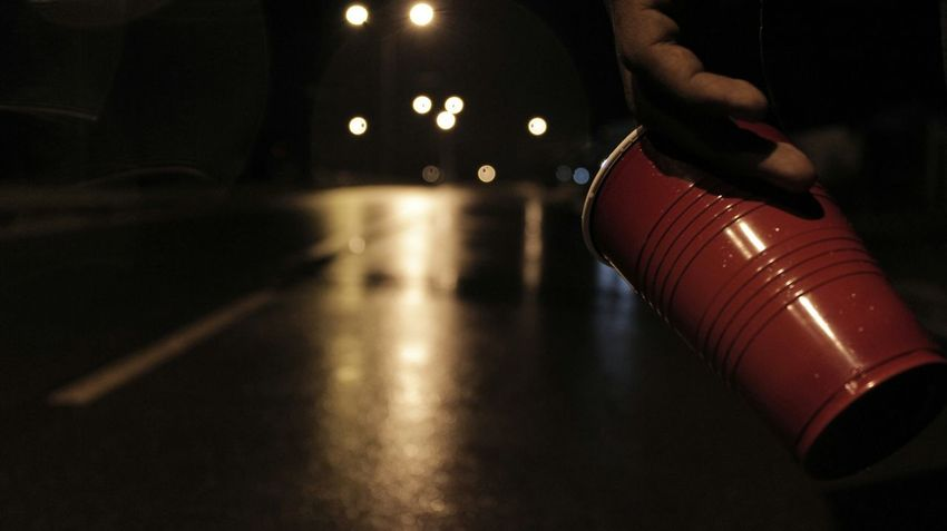 Afterchill Redcups Chilling ✌ First Eyeem Photo