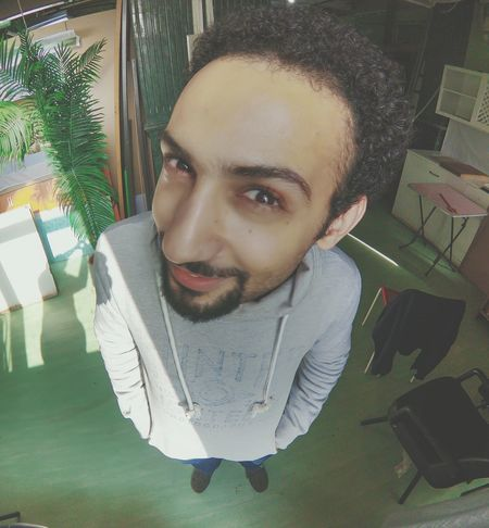 GoProhero6 Only Men One Man Only Adults Only One Person Portrait Looking At Camera Adult Indoors  Headshot Men One Young Man Only Day EyeEm Ready   Love Yourself Go Higher This Is My Skin The Portraitist - 2018 EyeEm Awards