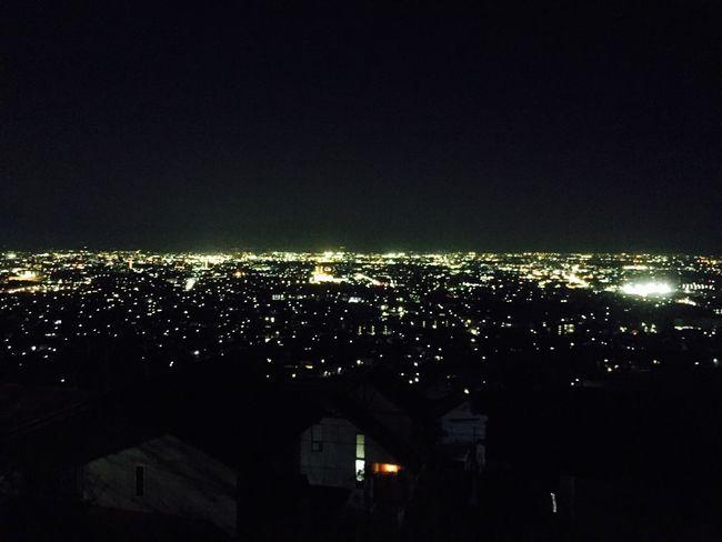 22夜に夜景行ってくれた🐖😚😚 最近よく会えてる👍🏻