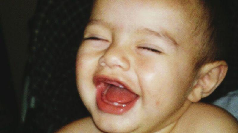 Te amo Tizi Babyboy Smile Love Godson Teeth