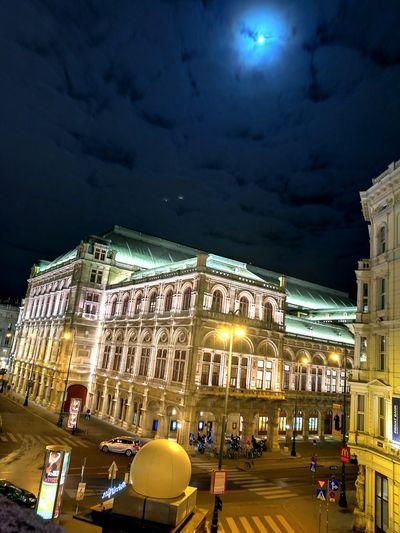 Opera in Vienna