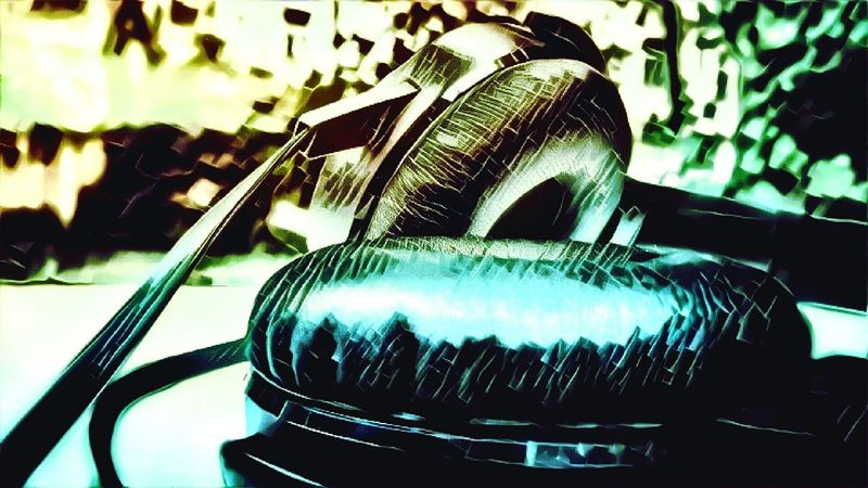 No PeopleHeadphones Close-up Technology Music