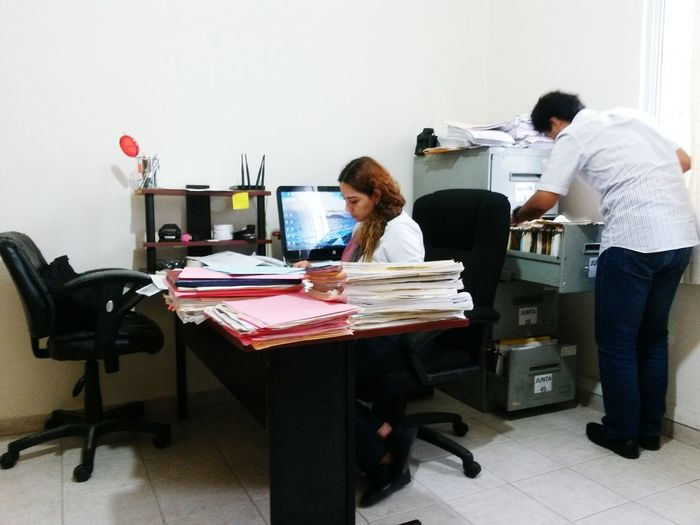 In thee office of my mom :3 Lawyer Office Business Finance And Industry Mom Adults Only Indoors  Adult Family Two People Skill  Business Working People Real People 😊😊😊😊