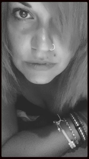 Selfie Black&white Mayselff