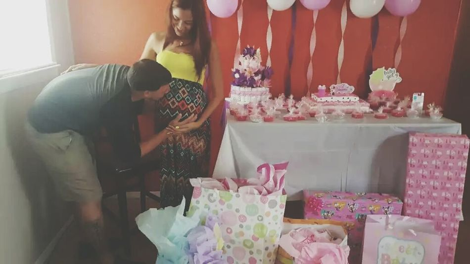 Baby Girl Babyshower Myfriends Sisterfromanothermother Friendsforever