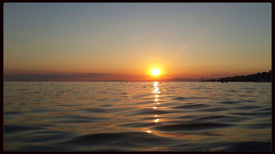 Holiday Sunset Nofilter Marmara