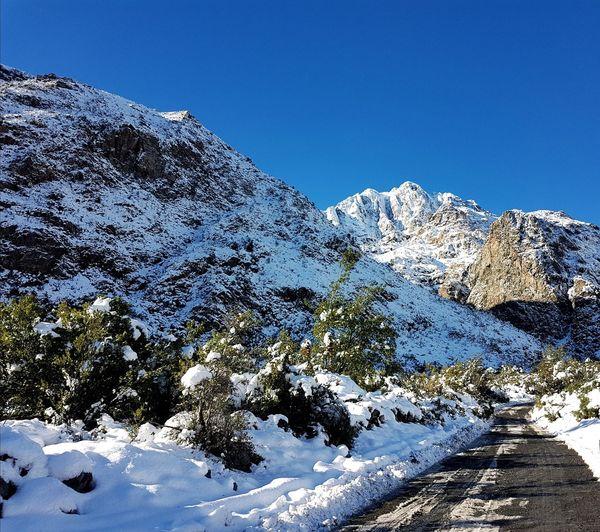 Nevado Chile