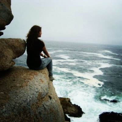 Roca <3 Beach Elquiscochile Lonely