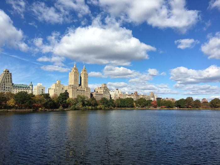 Beautiful Central Park City Cityscape Day Manhattan Nature NYC NYC Photography Outdoors Park Sky Urban Skyline USA Water