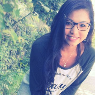 This is the part when I say I don't want it. I'm stronger than I've been before. This is the part when I break free cause I can't resist it no more.... I Love You ♥ Smile :) Portrait Girl With Glasses