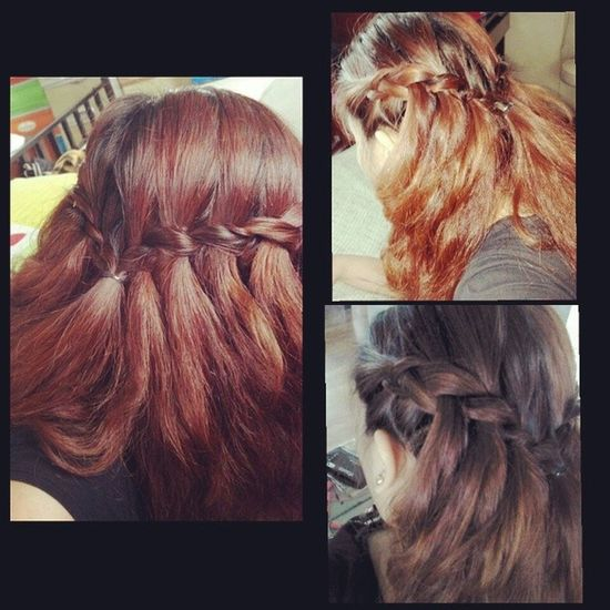 "The Hair :""> Yihiiieee nagawa ko din haha <3"
