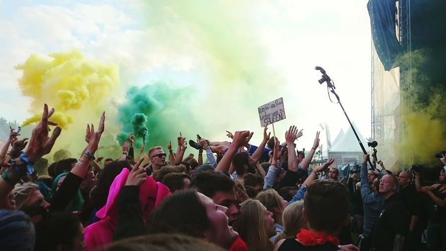 It was amazing. Festival Summer Colors Colorful Turn Back Time Rocken Am Brocken Harz For The Love Of Music Feinesahnefischfilet Capture The Moment