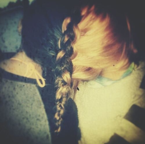 PINE∆PPLE&DREWB∆RRY Hipste ✌ Hipster Hairbraid Best Friends