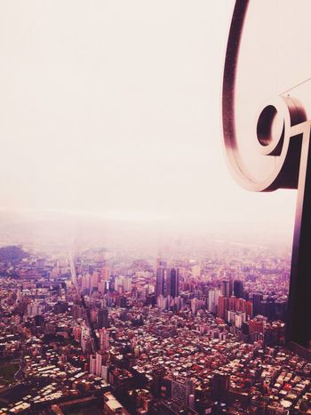 EyeEm City Life ThisIsHowWeLive Eye4photography  Vscocam Windows View Vscocamphotos Frommypointofview Shootbyme Clouds View Skyporn Buliding Taipei 101 Inandout