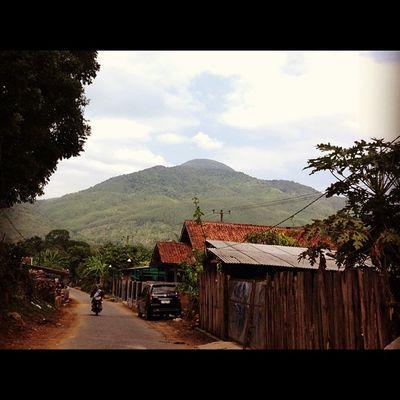 Ipad Sumedang Jabar INDONESIA gunung tampomas