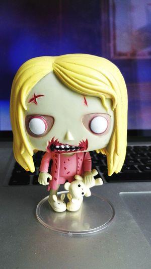 The Walking Dead Walking Dead Zombie Funkopop Funko Figure POP! Teddy Bear VynilsToys Zombies