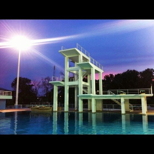 Sunset Pool Fedona