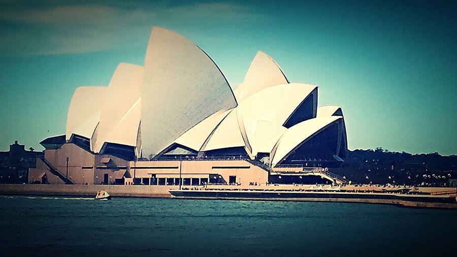 Sydney Opera House First Eyeem Photo