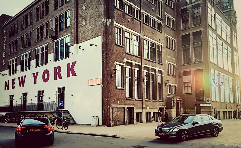 New York Architecture Buildings Photography