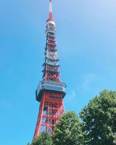 Tokyo Tower on