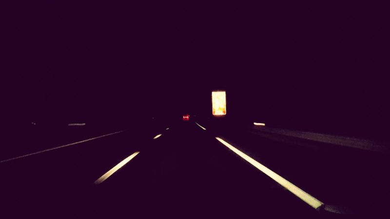 on the road ......(: