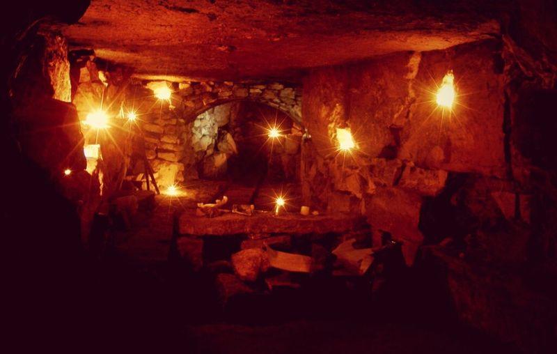 Пещеры спелеологизм