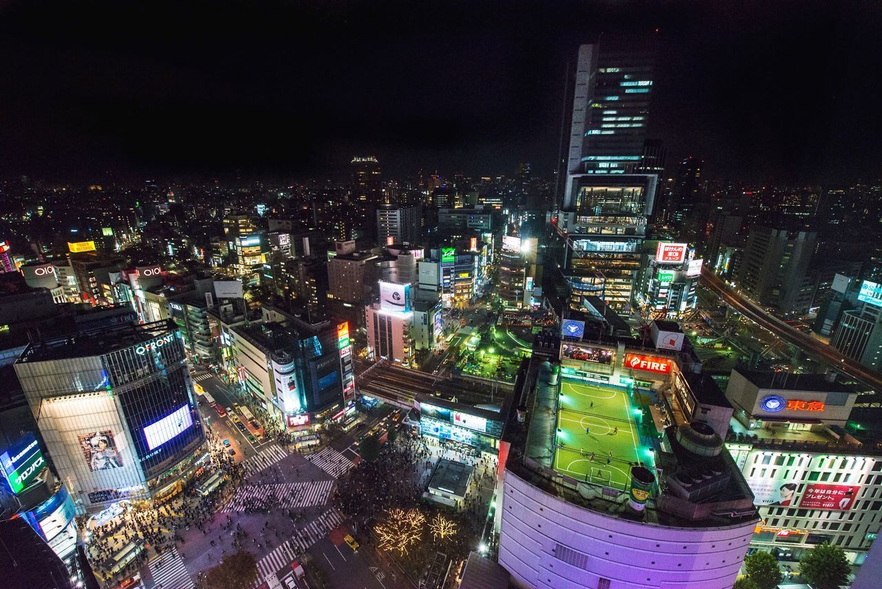 Building Exterior,  Built Structure,  City,  Cityscape,  Crowded