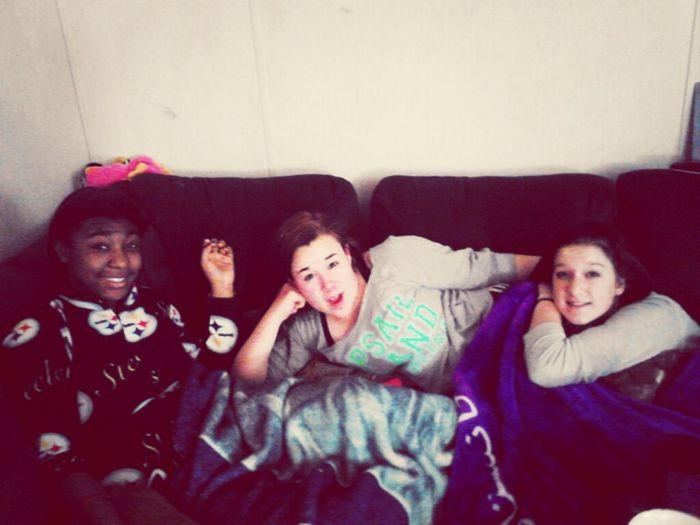 the girls.♥