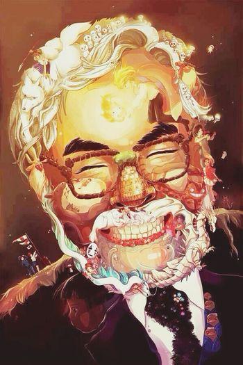 Legend Ghibli Hayao Miyazaki