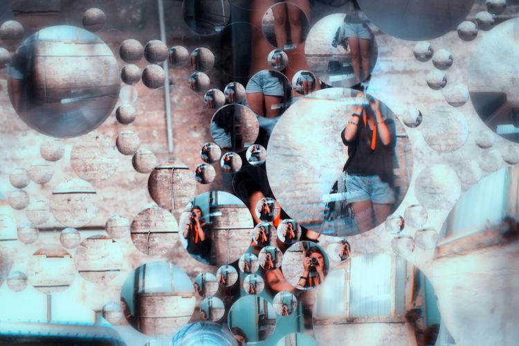 Blue Orange Details Foto Art Fotographer Mistery Playground Visual Creativity