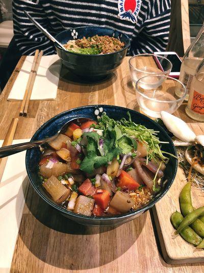 Bowl Food And