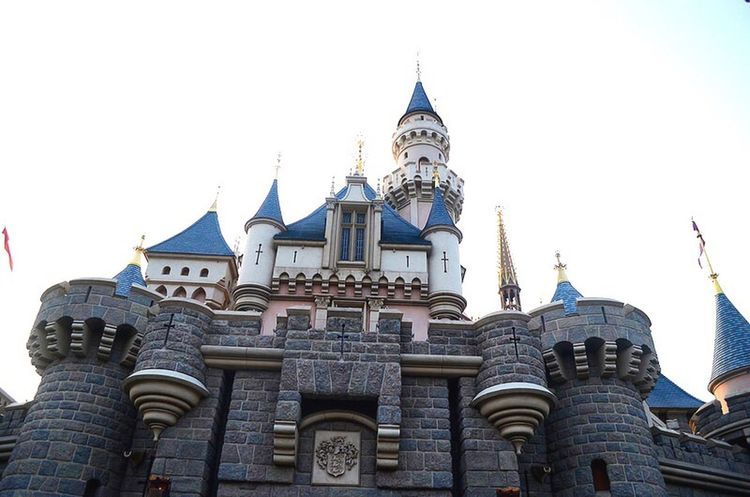 Here is where you will find me when you are ready. Castle Disney Disneyland Travel Wanderlust Trip HongKong Princess Prince  King Queen Royalty Home Cinderella Showcase July