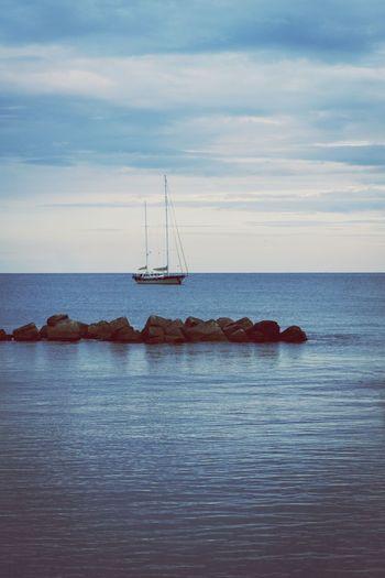 Salerno Boat