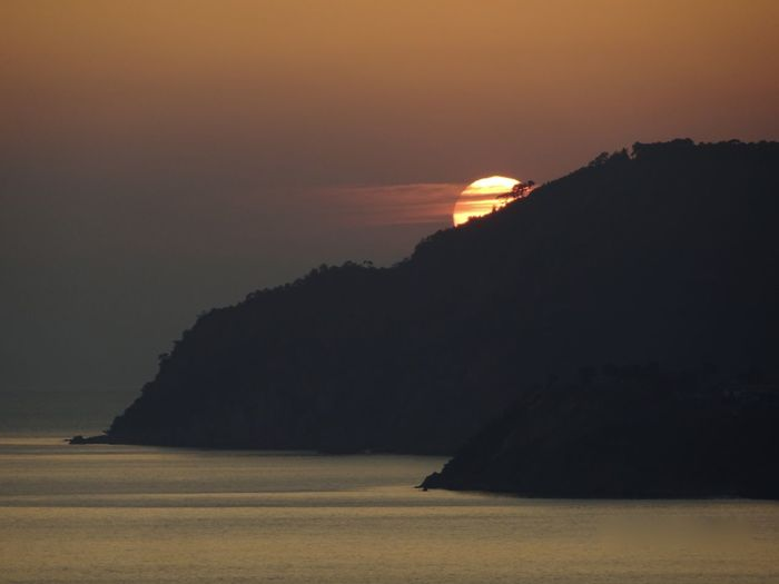 Istanbul Beauty In Nature Day Horizon Over Water Island Landscape Mountain Nature No People Outdoors Prinkipos Scenics Sea Silhouette Sky Sun Sunset Tranquil Scene Tranquility Travel Destinations Water