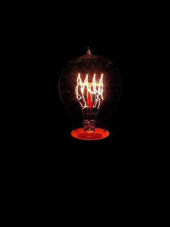 Light Lamp Elektricity Dark #bulb