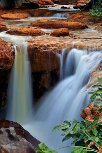 Jioufen Gold Falls Beauty In Nature Blurred Motion Day Freshness Long Exposure Motion Nature No People Outdoors Power In Nature Purity Rapid River Rock - Object Scenics Tourism Tranquility Travel Travel Destinations Water Waterfall