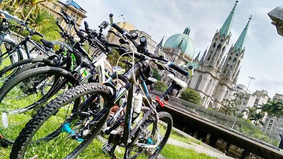 Hidden Gems  Sao Paulo - Brazil SP Centro De São Paulo, Brazil Catedral Se Bike Pedal Ciclista Prisma Meuolharsp