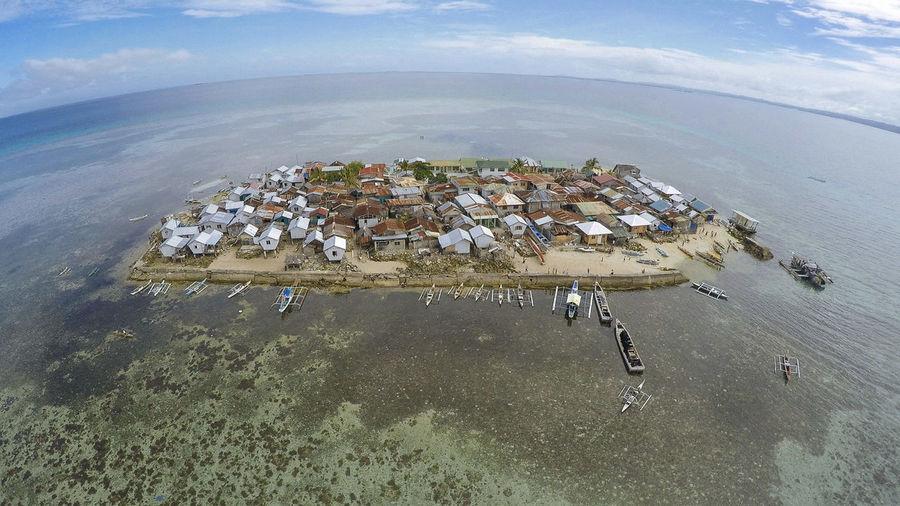 Aerial Shot of Visayan Island near Bohol Aerial Shot Climate Change(global Warming) Climate Chante EyeemPhilippines Island Philippines Sea Travel Travel Photography Tropical