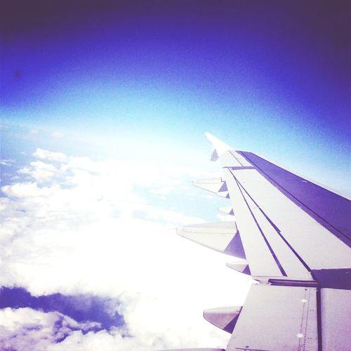 Blue Sky Journey